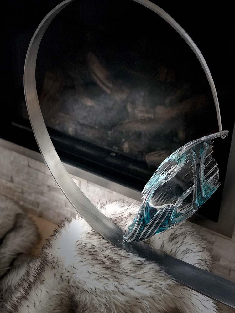 Resin Swan